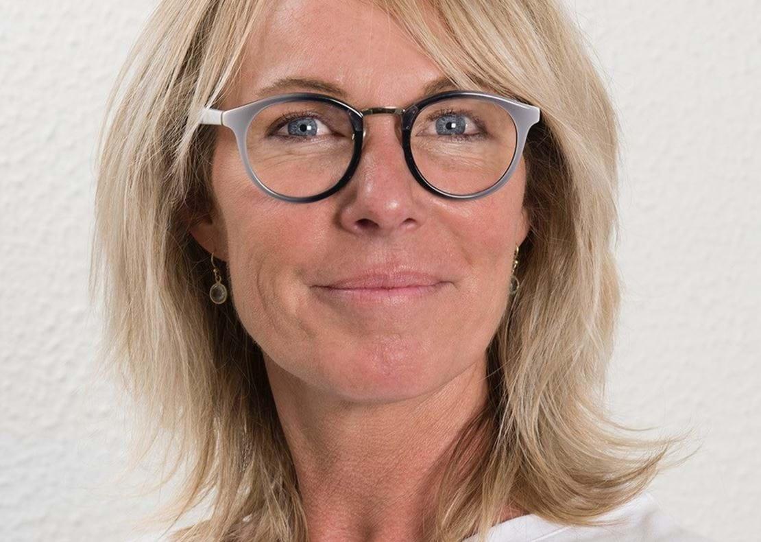 Billede af vores lokalambassadør for Ringsted Betina Egelund