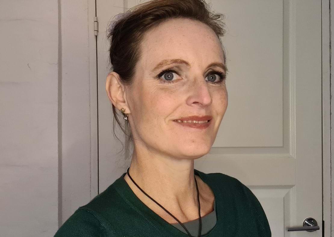 På billedet ser du en af vores områdeambassadører og influencer for Ringsted, Cecilie Nørregaard
