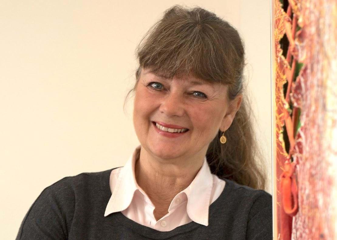 På billedet er vores ambassadør for Haraldsted-Allindemagle, Anne Klee.